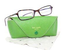 54453fe2747 Kate Spade Eyeglasses Linny 0SS1 Tortoise Purple Frame 48  15 130
