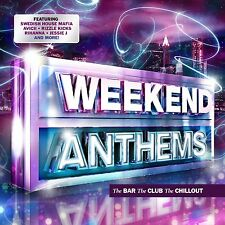Weekend Anthems (NEW 3 x CD) Rihanna Jessie J Rizzle Kicks Gotye Lana Del Rey