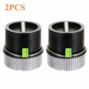 2pcs 4WD Manual Locking Front Wheel Hubs For 1999-2004 Ford Super Duty Excursion