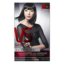 Vidal Sassoon VS Salonist Neutral Black 1/0 Permanent Hair Color