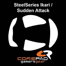 Corepad Skatez SteelSeries Ikari Sudden Attack Replacement Teflon® mouse feet