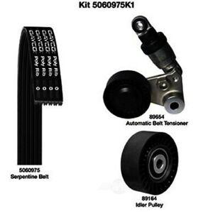 Serpentine Belt Drive Component Kit Dayco 5060975K1