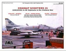 AOA Decals 1/32 COMBAT SCOOTERS Part 1 USN & USMC A-4E SKYHAWKS IN VIETNAM