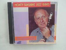 MONTY SUNSHINE'S JAZZ BAND - New Orleans Hula - CD Album - LACD 47