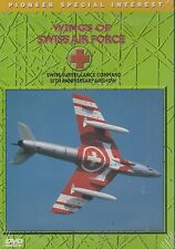 Wings of the Swiss Air Force (DVD) (Pioneer) Swiss Surveillance Command Airshow