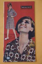 Konsument Versandhaus, Sonderwerbung 26, 32 Seiten, 1966, Beilage