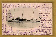Cpa bateau marine l'Aviso Torpilleur Ste Sainte Barbe tp0293