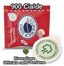 900 CIALDE CAFFE BORBONE MISCELA ROSSA ROSSO RED ESE44 ESE 44 CIALDA