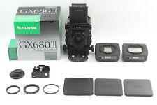 [Mint in BOX] Fujifilm Fuji GX680 III GX 135mm + 120x2 From Japan #2243