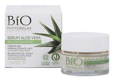 Crema viso Normalizzante Opacizzante pelle grassa Sebum Aloe Phytorelax - 50ml