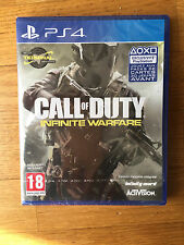 "Jeu PS4 ""Call of Duty"" (infinite warfare) - neuf sous blister"