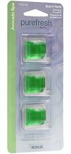 KOHLER Avocado Spa Refill Scent Pack for Purefresh Toilet Seat - NEW - K-7766-NA
