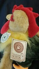 """Retired Boyds Archive Collection Rooster """"Archie Strutencrow"""" Nwt"""