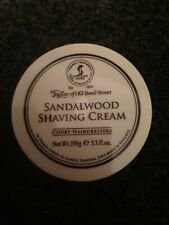 Taylor Of Old Bond Street Sandalwood Shaving Cream Bowl 150g