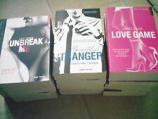 LIVRE NEUF  erotique  LOVE GAME    EMMA CHASE TOME 1 hugo roman en français