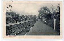 More details for pitcaple station: aberdeenshire postcard (c25036)