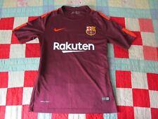 Nike Dri Fit FC Barcelona Stadium Jersey 2017 S Mens FCB Soccer Rakuten zavala