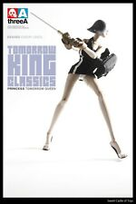 1/6 threeA Ashley Wood Pobbot Tomorrow King Classics Princess Tomorrow Queen TQ