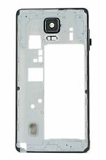 Genuine Samsung N910C Galaxy Note 4 Black Complete Chassis with Camera Lens - GH