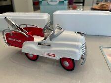 Hallmark Kiddie Pedal Car Classics 1941 Steelcraft Murray Junior Service Truck