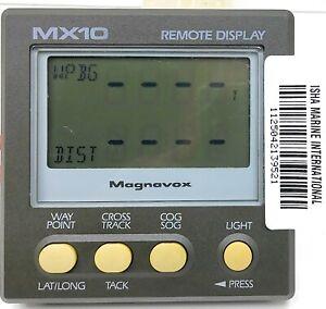 Magnavox / Leica GPS Marine Navigator MX 10 Remote Display IMI