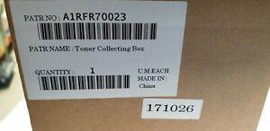 Genuine Konica A1RFR70023 Waste Toner Bottle for bizhub PRESS C1085 C1100 BNIB