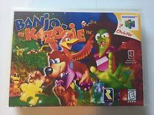 Universal N64 Replacement Case (NO GAME) Banjo-Kazooie - Nintendo 64
