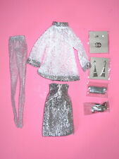 """Integrity Fashion Royalty - Tokyo Twilight Poppy Parker 12"""" Doll Outfit"""
