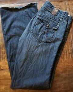 tag+ Jeans Size 29 Boot Cut Lightweight Flap Button Pockets