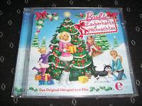 Hörspiel-CD: Barbie - Zauberhafte Weihnachten
