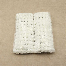 144pcs/Lot 2cm Mini PE Foam Gauze Rose Flower Head DIY Wedding Home Deco