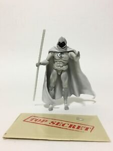 """Marvel Universe Moon Knight 3 3/4"""" loose complete wave 4 2009"""