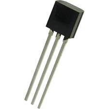 10 PCs 2N2222 2N2222A - BIPOLAR TRANSISTOR, NPN, 40V, TO-92