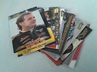 Set Of 9 Action Packed 1993 NASCAR Racing trading cards