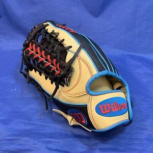 "Wilson A20LB20PF92 (12.25"") Baseball Glove (Left-Handed Thrower)"