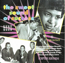SWEET SOUND OF SUCCESS Various NEW & SEALED NORTHERN SOUL 60s SOUL CD (KENT)