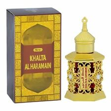 Khalta Al Haramain 12ml Excellent Oriental Woody Musky Ambery  Perfume Oil