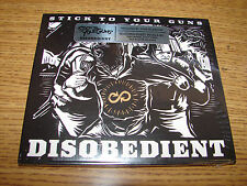 Stick To Your Guns - Disobedient [CD New]