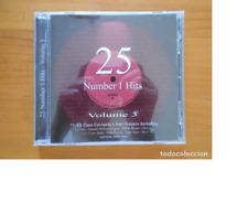 CD 25 NUMBER 1 HITS - VOLUME 3 (N3)