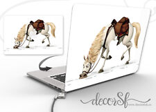 Don Quixote Design Wrap Vinyl Skin Sticker for Macbook 13 Laptop Cover Decal