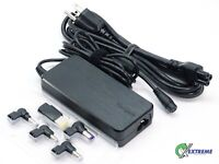 Targus 90W 19.5V 4.62A Universal AC Adapter Laptop Charger w/ x5 Tips (APA110US)