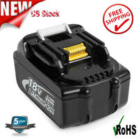 3.0AH 18V Battery For Makita BL1840 BL1830 BL1815 LXT Lithium Ion Cordless Drill