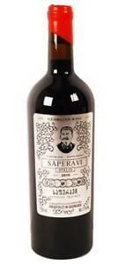 "Georgischer Wein ""Saperavi"" Stalin Mimino Вино Сталин 13% 0,75L Vino Грузия troc"
