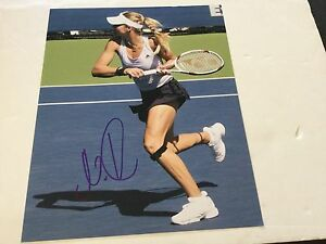 Sexy Maria Kirilenko Hand Signed 8x10 Photo Autographed b
