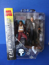 "MARVEL SELECT DIAMOND TOYS THE PUNISHER 7"" ACTION FIGURE"