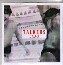 (CC125) Talkers, Lido - 2011 DJ CD