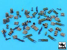 Black Dog 1/72 Israeli IDF Soldier's Equipment and Accessories Set No.3 T72030