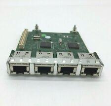 Dell Broadcom 5720 Quad-Port 1GbE BASE-T Network Daughter Card FM487 R720 R620