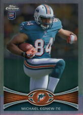2012 Topps Chrome Football Refractors Cards! HUGE List! Combined Shipping!