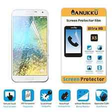 3x PELLICOLA per Samsung Galaxy E7 E700 FRONTE + PANNO PROTETTIVA DISPLAY